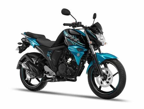 FZ FI Motorcycle