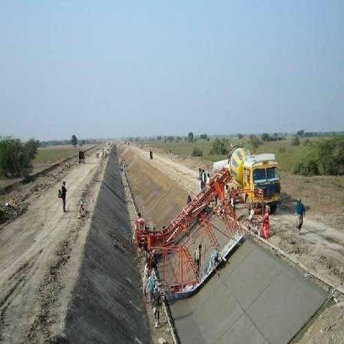 Concrete Paver Finisher : Dhwani enterprise ahmedabad manufacturer of concrete