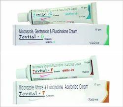 Miconazole Gentamicin & Fluocinolone Cream