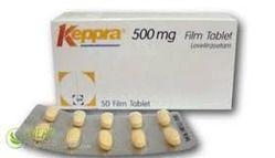 Keppra 500 Mg - Levetiracetam