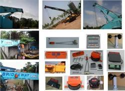 Total Movement Indicator for Telescopic Cranes