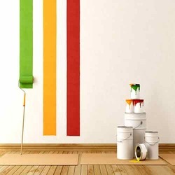 Exterior wall paint in chennai tamil nadu manufacturers suppliers retailers of home - Paints for exterior walls set ...