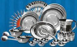 Stainless Steel Cookware Set- 51 Pcs