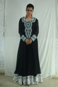 Diamond Neck Kalicut Kaftan