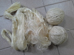 Natural Banana Fiber For Weavers, Spinners, Art And Crafts