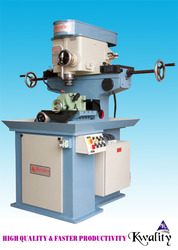 Automatic Key Way Milling Machine