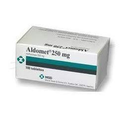 Aldomet Methyldopa Tablets