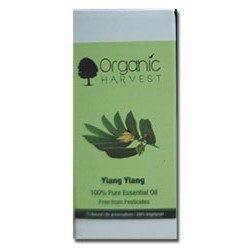 Organic Harvest Ylang Ylang Oil - 10 ml