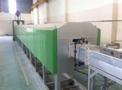 Mesh Belt Hardening Tempering Furnaces