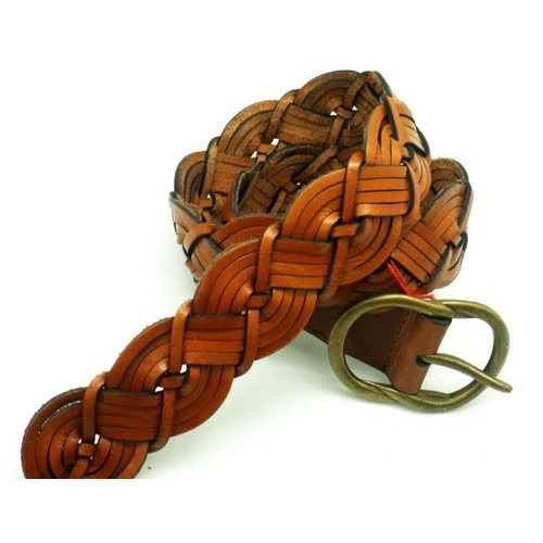 787cd03a54f61 Women Braided Belts - Designer Ladies Braided Belt Manufacturer from ...