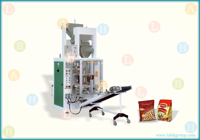 Automatic Sachet Packaging Machinery with Weigh Filler