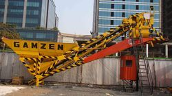 GP 30 Twin Shaft Batching Plant with Single Container Body