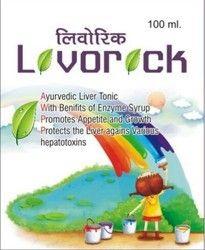 Livorick 4 Champs Ayurvedic Liver Tonic