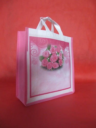 Wedding Gift Bags India : Wedding Gift Bags - Multicolour Printed Bags Manufacturer from Chennai