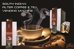 Freshly Brewed Coffee Vending Machines