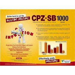 Cefoperazone 500 Mg Sulbactam 500 Mg 1000 Mg Injection