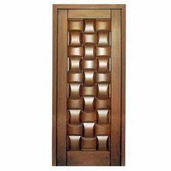 3D Membrane Doors