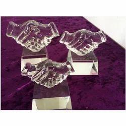 Crystal Handshake
