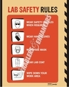 Posters On Chemical And Lab Safety