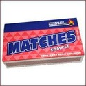 Barbeque Matches