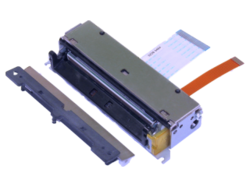 Thermal Printer Mechanism with Cutter