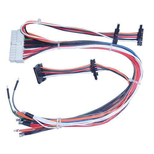 computer wiring harness at best price in india Wire and Cable Harness Assembly