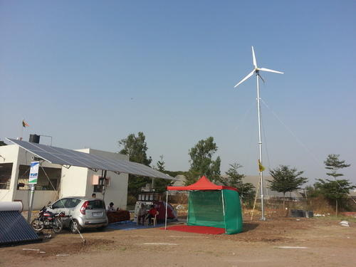 Wind Solar Hybrid Power Plants