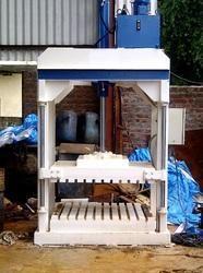 Woven Sacks Bailing Press Machine