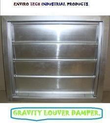 Gravity Louver Damper