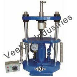 Metallurgical Mounting Press