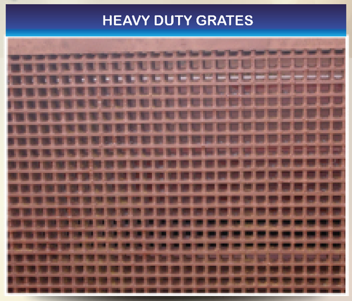Heavy Duty Metal Grates