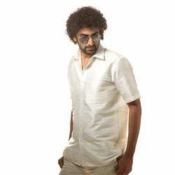 Indian Dupion Silk Shirts