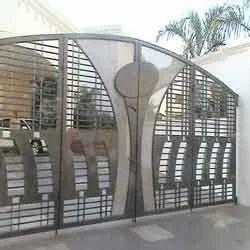 Iron Gates Manufacturer From Mumbai