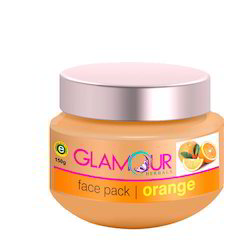 Orange Herbal Face Packs