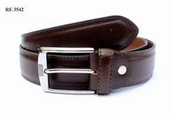 Dark Brown Leather Belts