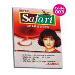 Paper Soap Strips ( Safari)