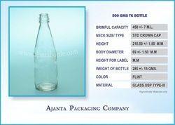 500 GMS TK Bottle