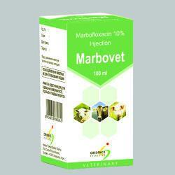 Marbofloxacin  10% Injection