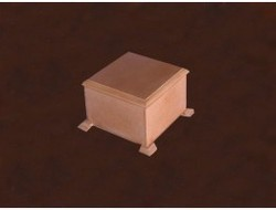 Small MDF Boxes
