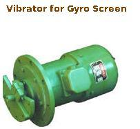 Vibrator for Gyro Screens