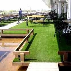 Terrace Garden Grass