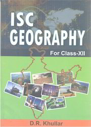 ISC Geography For Class-XII