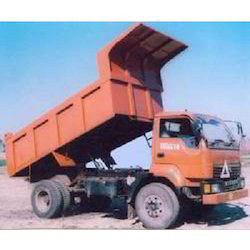 Hydraulic Tipper Body (Tata 407)