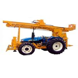 Tractor Mounted Drilling Rig Services