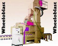 Cylinder Blasting Machine