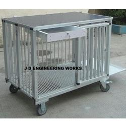 animal cage trolleys