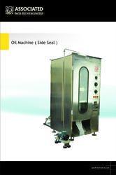 Ghee Pouch Packing Machine