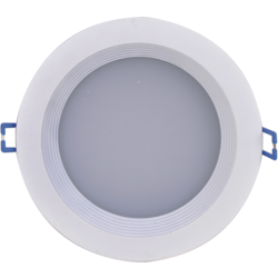 10W LED Dome - Round Recess Mounting Light