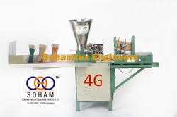 4g speed incense making machine