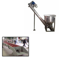 Screw Conveyors for Cement Industry